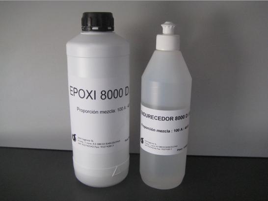 Resinas siliconas fibras de vidrio poliuretanos for Resina epoxi madera