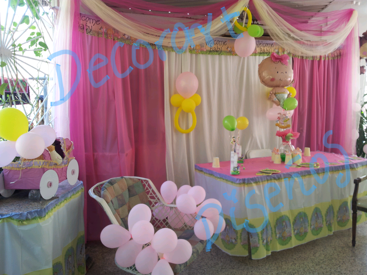 Ideas y decoraci n para baby shower m 225 s de 25 ideas for Decoraciones de hogar