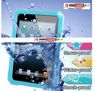 funda impermeable iPad