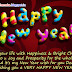 Fill Your Life With Happiness | Happy New Year Wallpaper For Greetings
