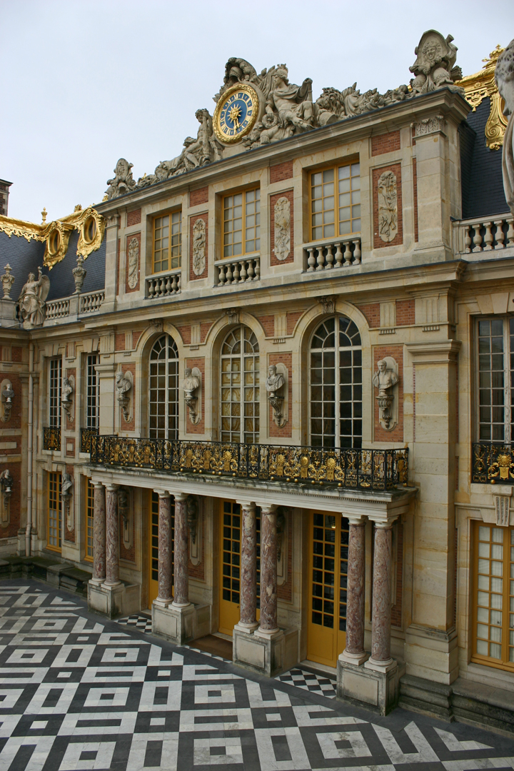 tales of a red clay rambler a week in france the palace at versailles. Black Bedroom Furniture Sets. Home Design Ideas