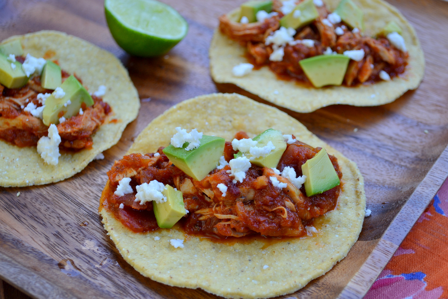Test Kitchen: Chicken Tinga Tacos