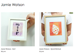 Jamie Watson Art at Corduroy Gallery Online