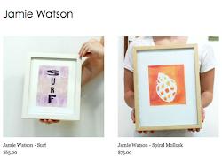 Jamie Watson Art at Corduroy Gallery Online
