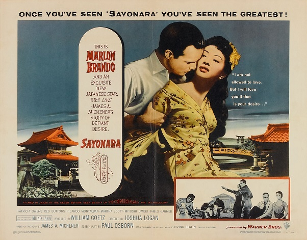 """Sayonara"" (1957)"