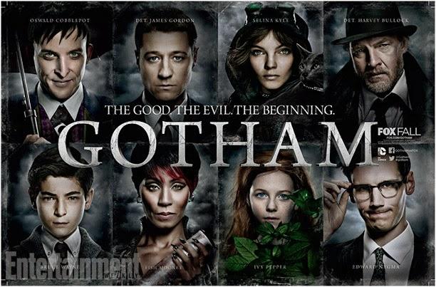 Serie Gotham por Warner