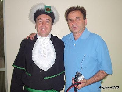 Airton Engster dos Santos e Jorge Scherer