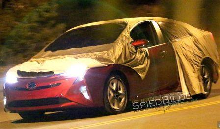 Filtran primeras fotos del Toyota Prius 2016 antes de su lanzamiento