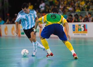 Teknik Dasar Bermain Futsal