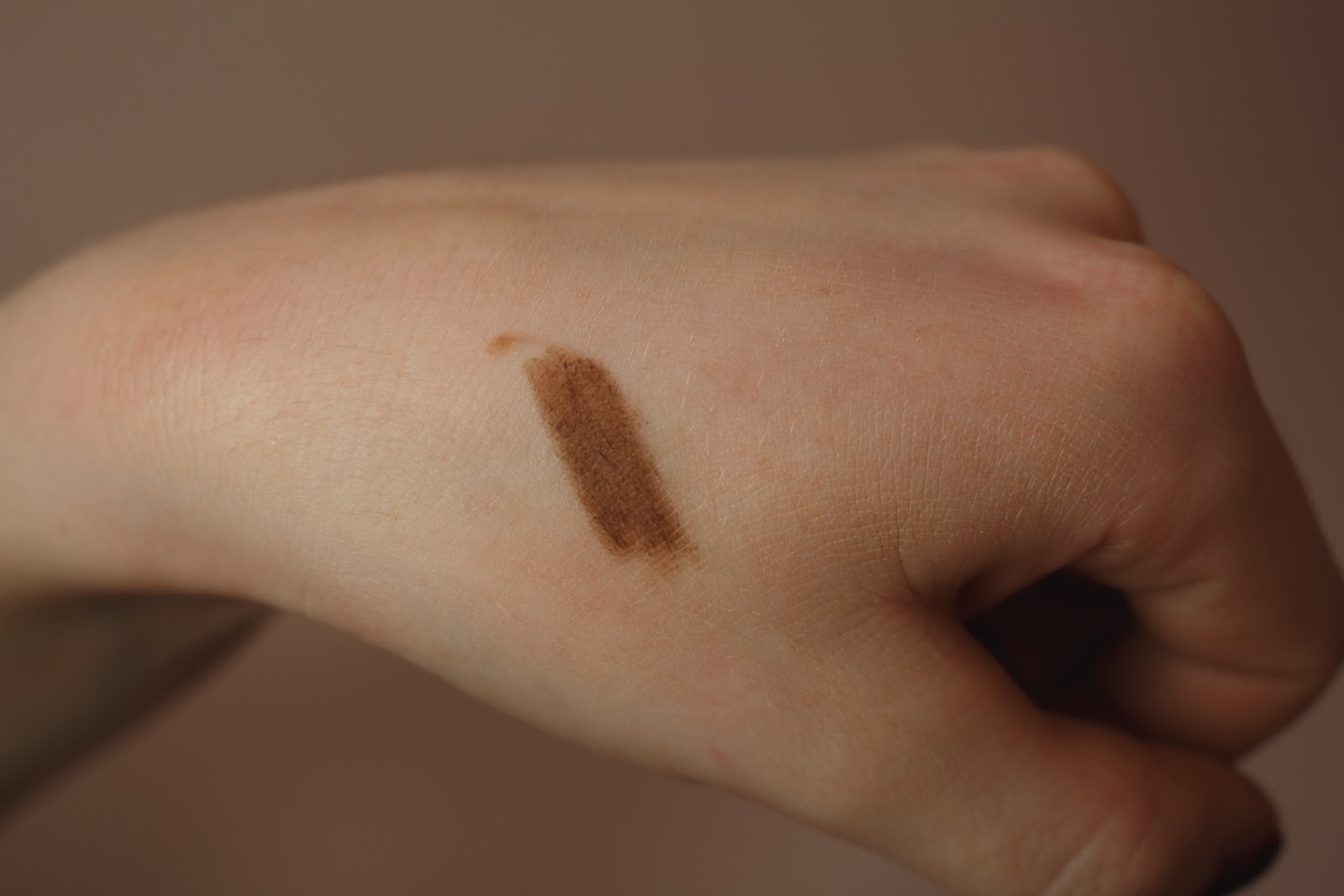 sleek eyebrow stylist swatch, 717 medium, makeup, sleek cosmetics,