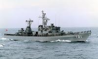 Yamagumo class destroyer