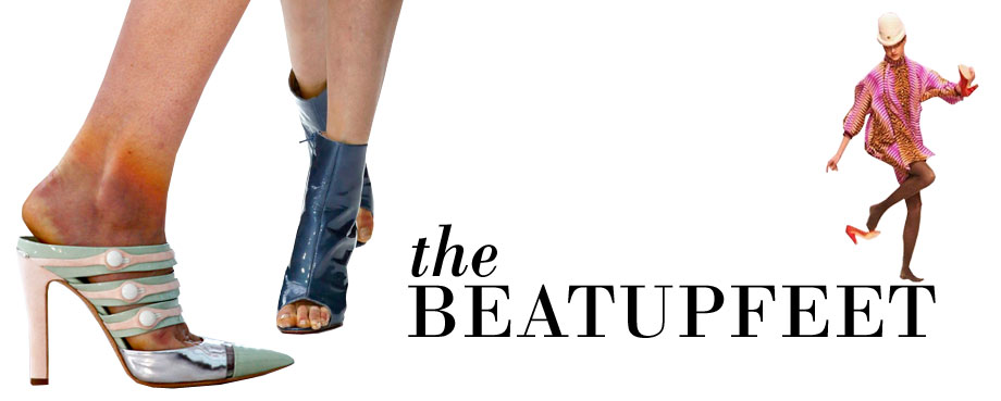 the BEATUPFEET