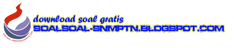 Informasi | Download Soal-soal | Try Out | SNMPTN - SBMPTN 2013 Gratis