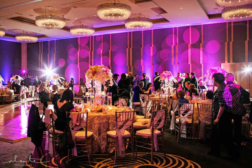 Luxury Wedding At The Four Seasons Hotel Seattle Flora Nova Blog
