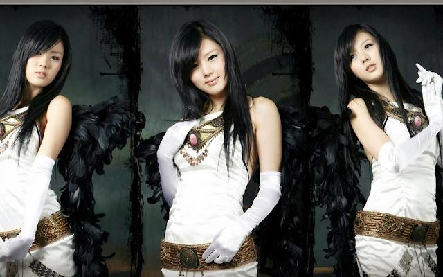Hwang Mi Hee Singer