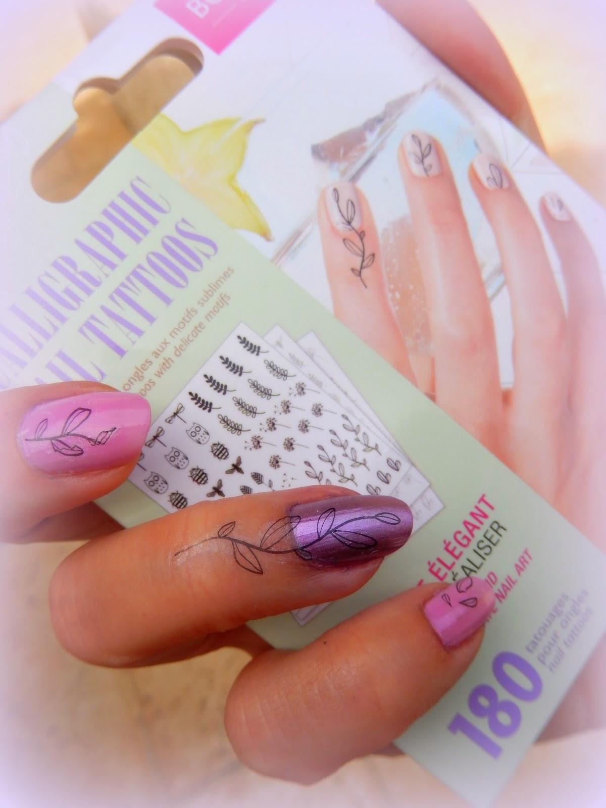 Le Boudoir de Sparkling Fairy: Le nail art accessible à toutes ...