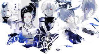 Terjemahan lagu Glassy Sky Ost Tokyo Ghoul