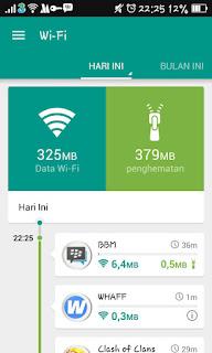 cara hemat data android