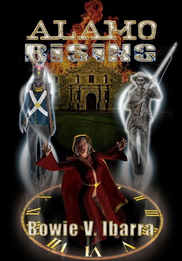 Click the cover to get 'Alamo Risingl' today!