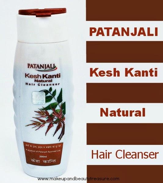 Patanjali-Shampoo-Review