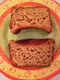 gâteau battu picard sans gluten et sans lactose - tranches