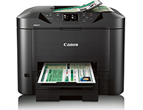 Canon MAXIFY MB5320 Driver Printer Free Download