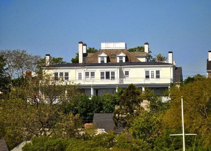 Mansion in Nantucket, MA