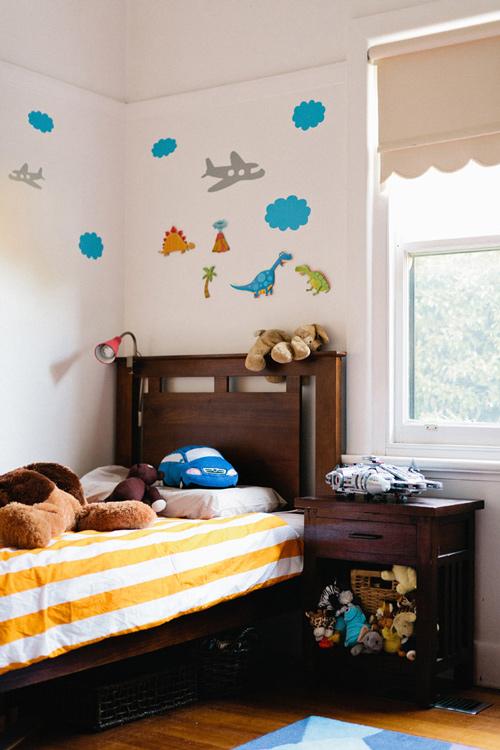 Koradecora inspiraci n habitaciones infantiles paredes - Paredes habitaciones infantiles ...