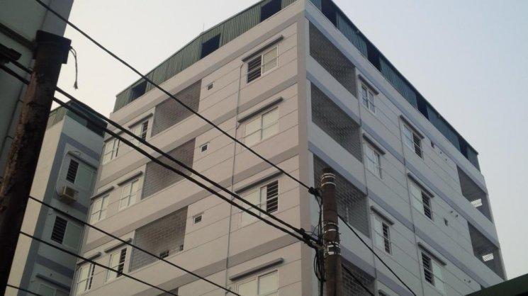 Tòa chung cư mini Nhật Tảo 4 giá rẻ nhất Từ Liêm Hà Nội
