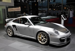 Porsche 911 GT2 RS-Edition