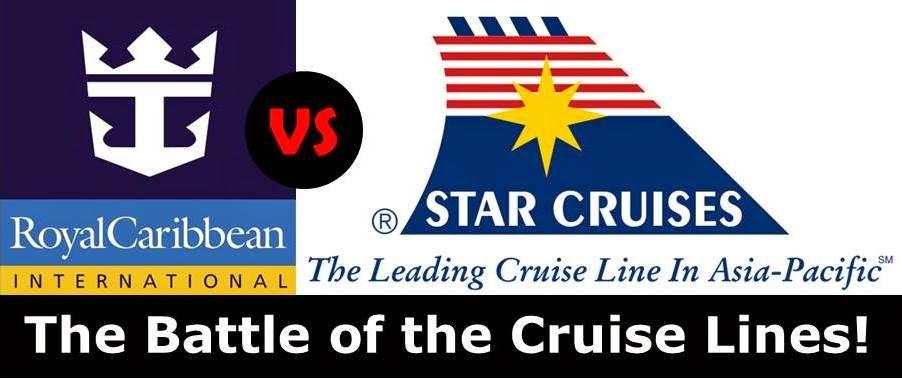 Second Drop Attractions Royal Caribbean Vs Star Cruises