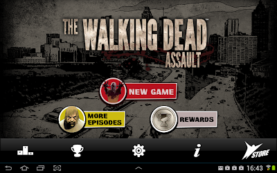 The Walking Dead Assault 1.51 Apk Full Version Data Files Download-iANDROID Store