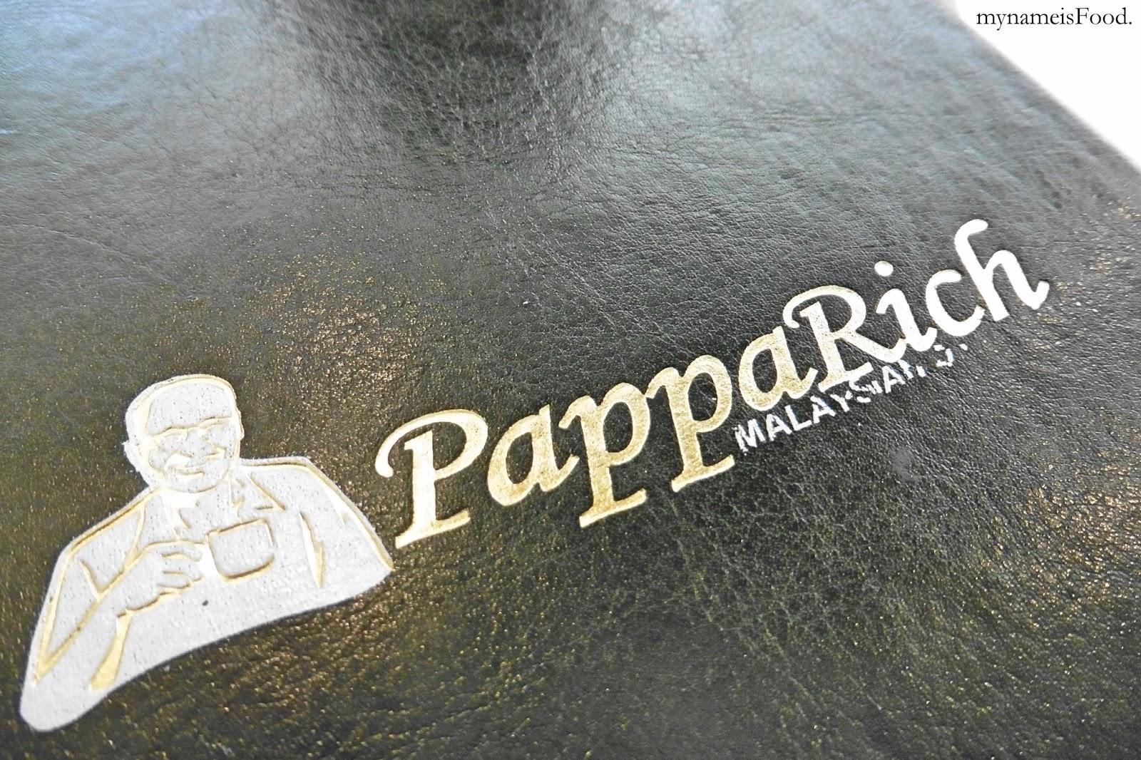 papparich wintergarden brisbane cbd my name is food