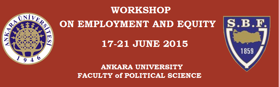 Workshop on Employment and Equity