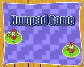 Tập đánh máy chữ số, một game đánh máy hay tại DanhMay.com