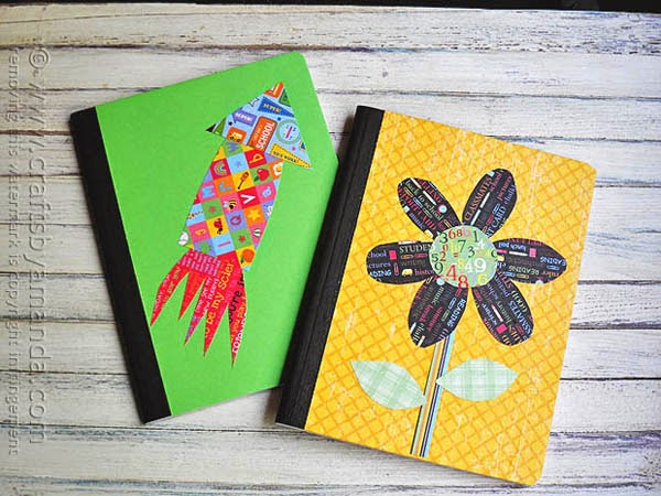 http://craftsbyamanda.com/2013/08/decorating-a-composition-notebook.html