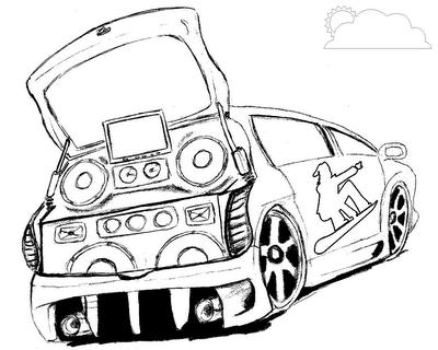 Imagenes de Autos Para Dibujar Paso a Paso Para Dibujar Autos.(paso a