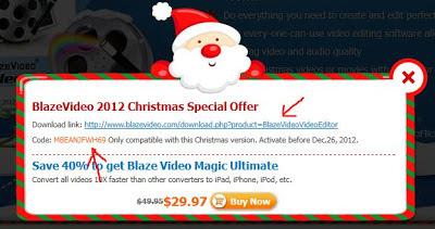 Программа BlazeVideo Video Editor бесплатно