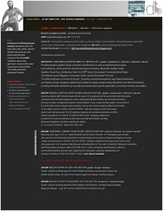 Resume-Intra: Version 1
