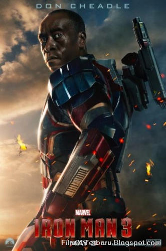 Iron Man 3 Don Cheadle