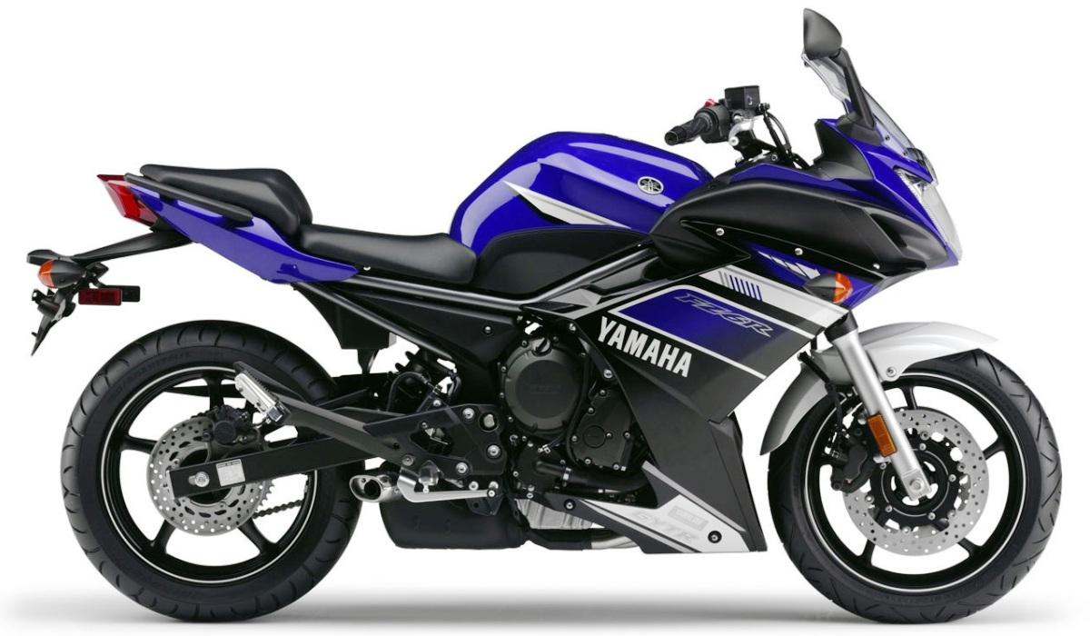 Yamaha FZ6R 2013