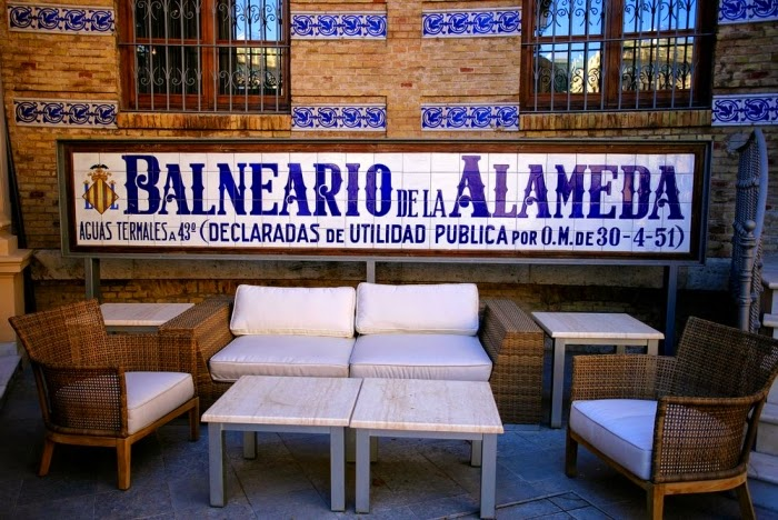 balneario de la alameda, mi vetsido azul, fashion blogger