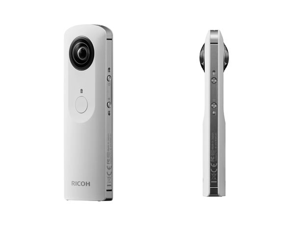 ricoh 360 camera how to use