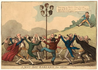 A May Day Garland for 1820