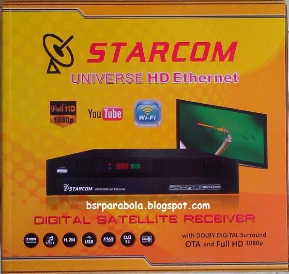 Starcom Universe HD Ethernet