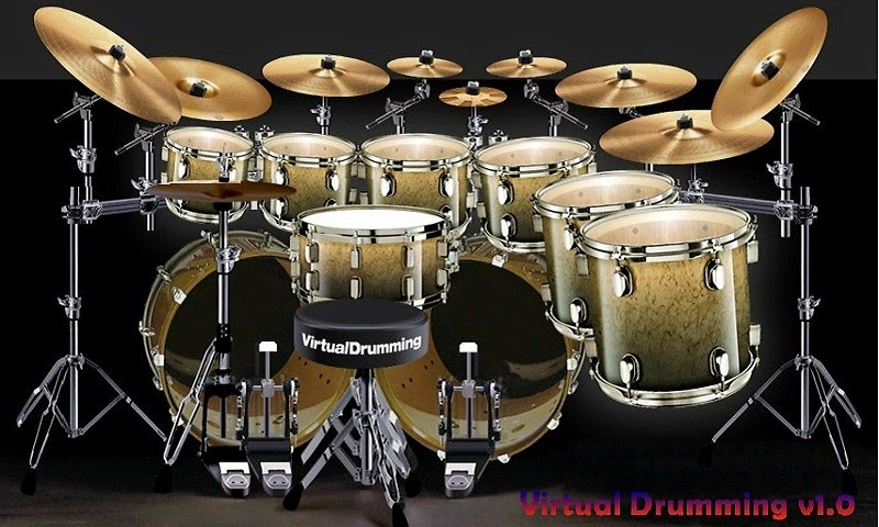 drum virtual game