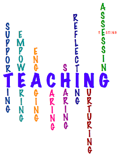 teaching is supporting