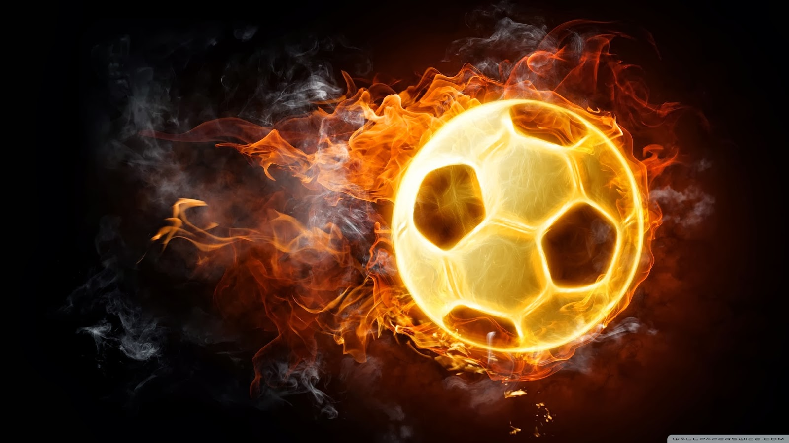 Fire football wallpapers