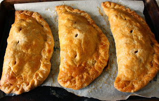 Cornish Pasties - angielskie pierogi
