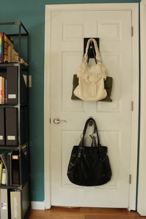 11 Ways To Organize On The Back Of A Door Organizing Made Fun 11